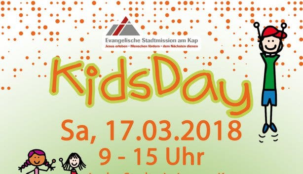 Kids Day in Kapstadt