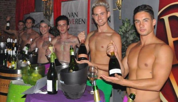 Bisexual clubs in amsterdam