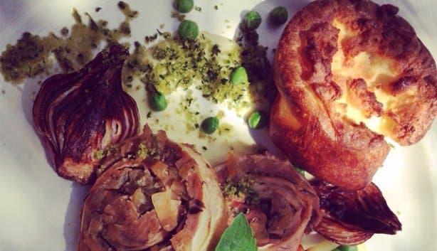 Sunday Roast at Wild Fig Romantic Restaurant