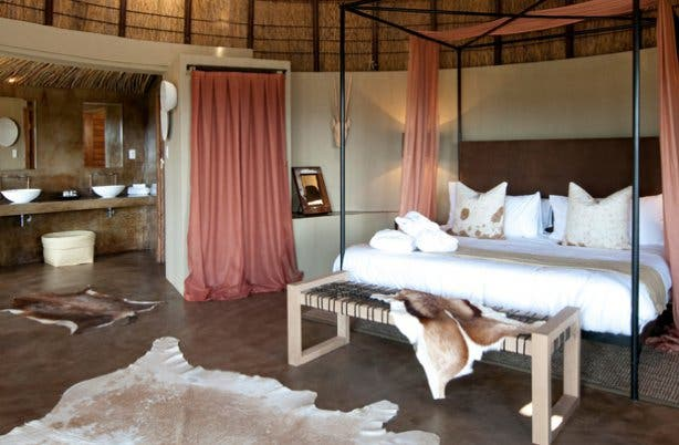 Safari at Gondwana game lodge