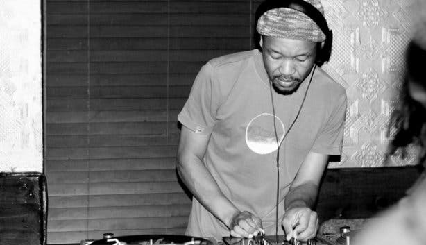 Julep bar DJ