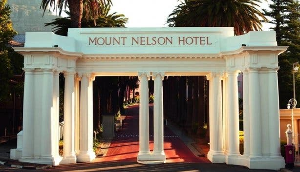 The Belmond Mount Nelson Hotel