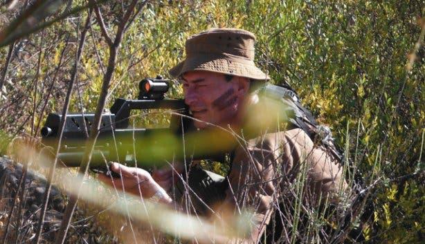 Battlefield Live SA laser tag