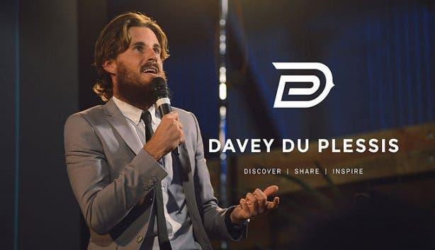 Davey du Plessis speaking