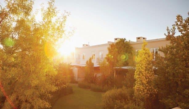 Spier Hotel Gardens