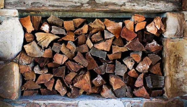 Winter Getaways Firewood