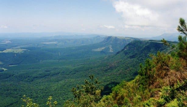 panoramische route zuidafrika