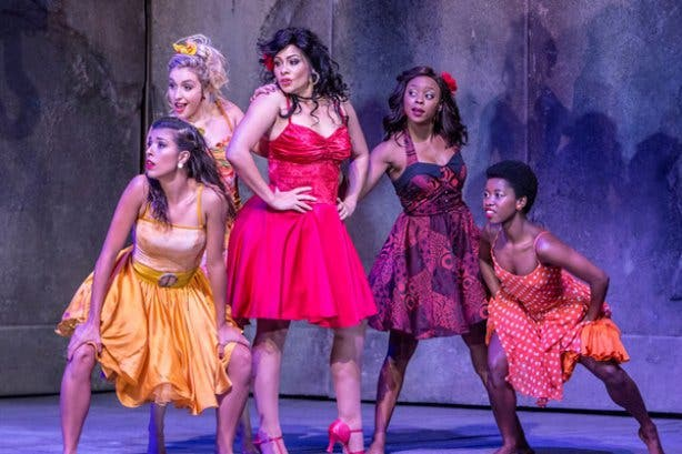 West Side Story The Fugard Theatre 2