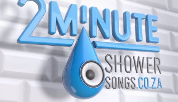 2 Minute Shower Songs Sa