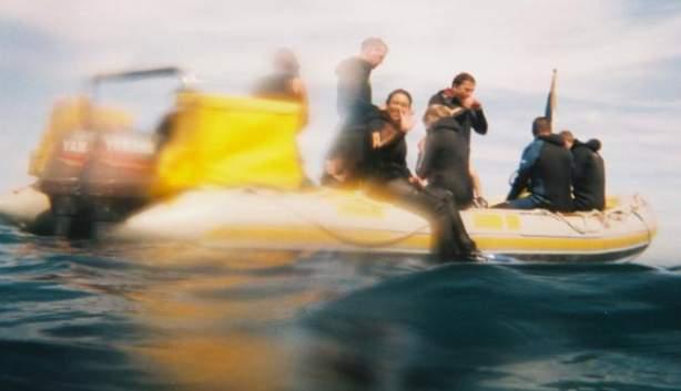 snorkelling boat