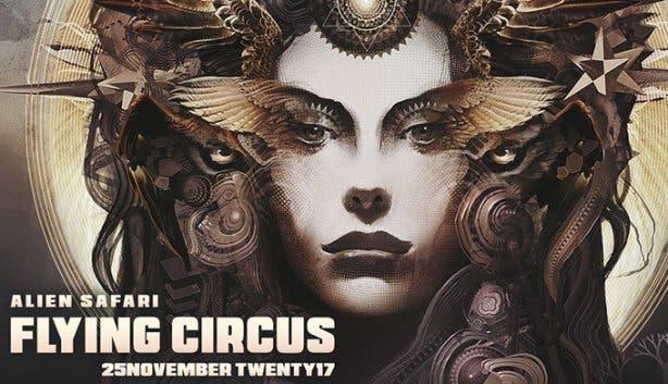 Flying Circus - 1