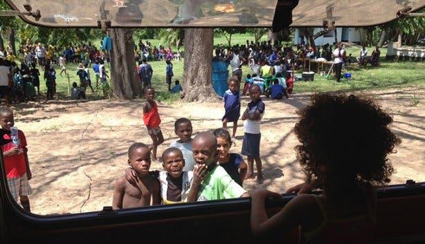Dayana Interview Children