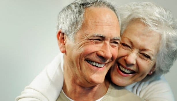 Hout Bay Dental Studio Elderly Couple