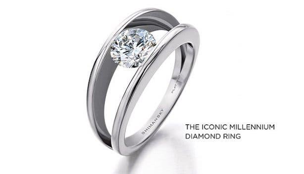 Shimansky Millennium Diamond