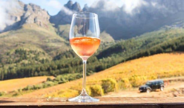 Stellenbosch Wine Festival 23 - 25 Feb 2018 - 1