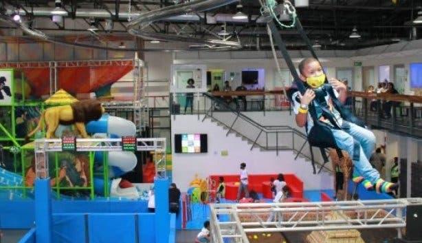 Playalot indoor park