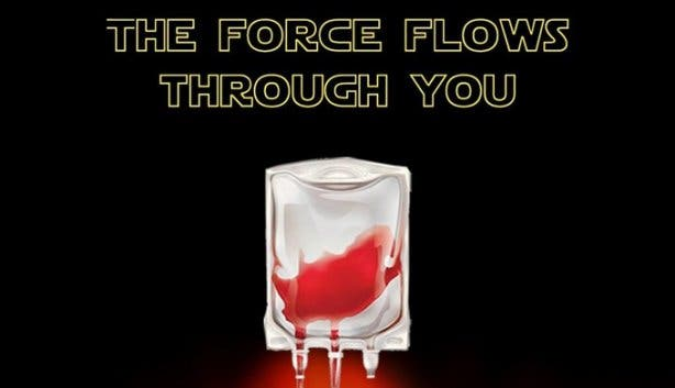 Blood force donate