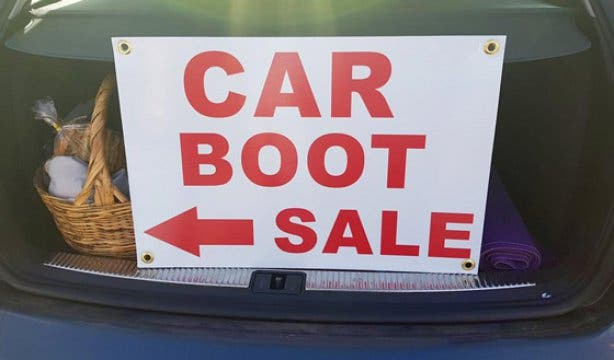 OnVerWag Car Boot Sale 2