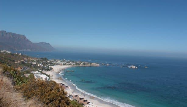 Lookouts Aussichten Kapstadt Cape Town