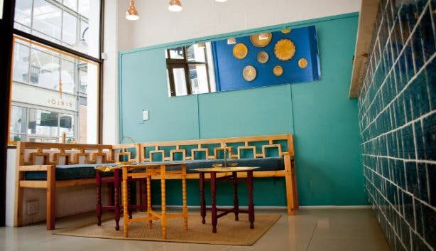 Byblos turkish coffee shop in cape town