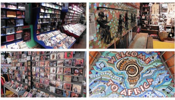 Long Street - The African Music Store