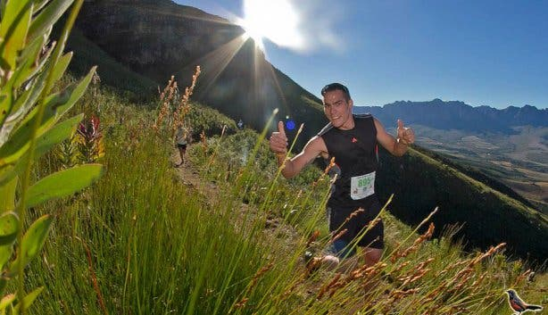 Helderberg Mountain Challenge Trail Running Somerset West