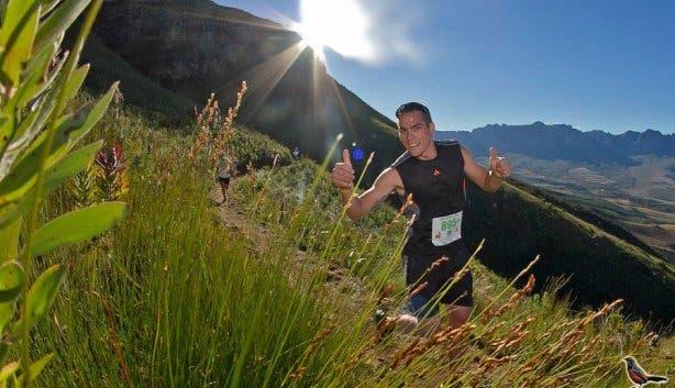 Helderberg Mountain Challenge Trail Running Somerset West