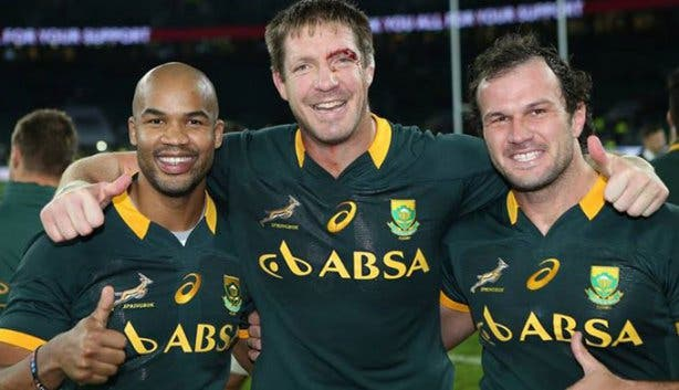 Springboks Rugby World Cup 5