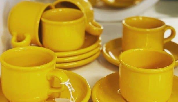 Oasis Association Claremont tea cups