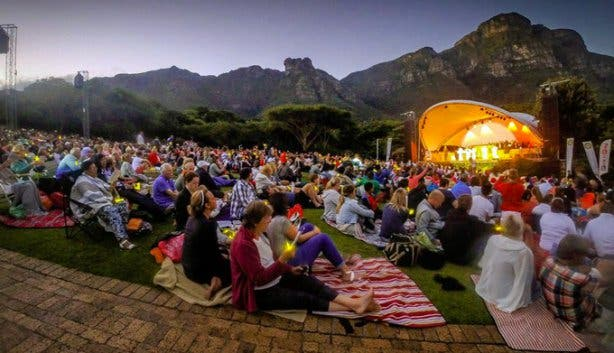 Kirstenbosch Christmas Carols