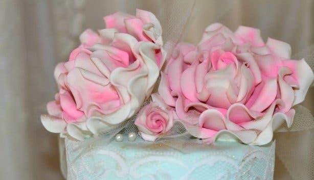Sugar Cakes wedding cake 2017