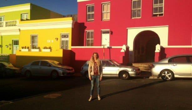 Stage Zuid Afrika Ninih