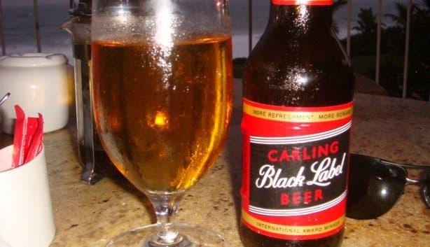 Carling Black Label Beer 2