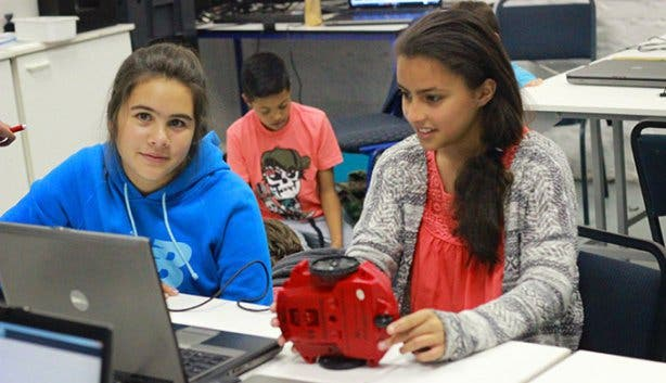 EDRO Robotics Holiday Workshops