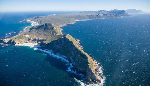 NAC Cape Point Helicopter Tour