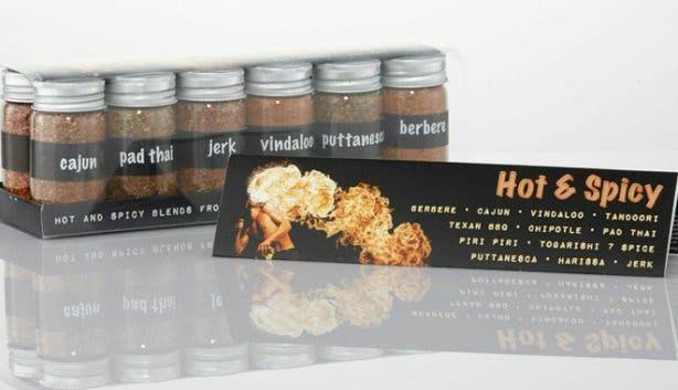 Tidy and Co Braai Spices Christmas Present