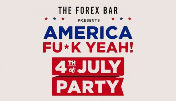 Forex 4th July - 1
