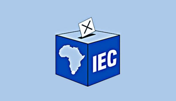 IEC Vote South African Elections