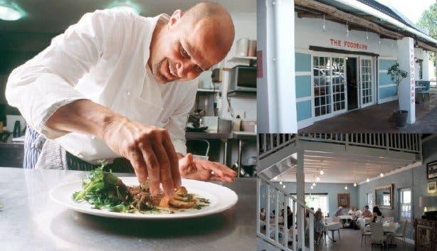 Foodbarn Noordhoek restaurant