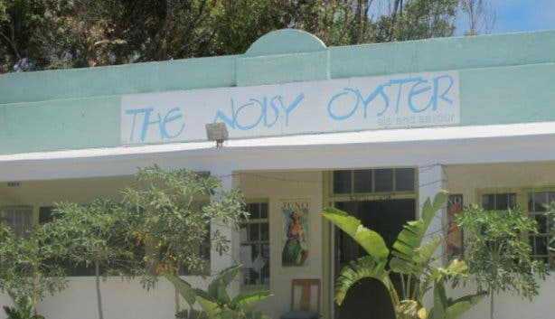 Noisy oyster Paternoster