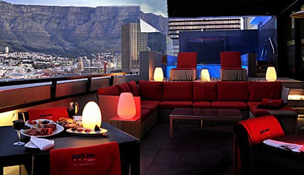 Park Inn Rooftop Bar