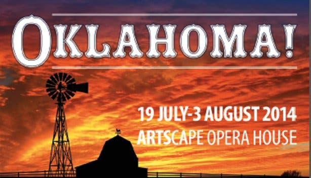 Oklahoma at the Artscape Theatre