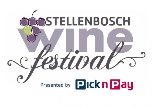 Stellenbosch Wine Festival LOGO