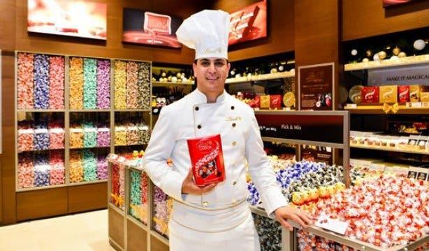 Private Cellar Lindt Chocolatier