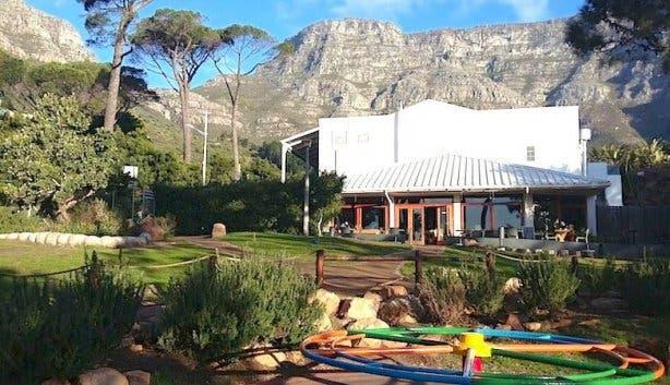 Deer Park Cafe Cape Town