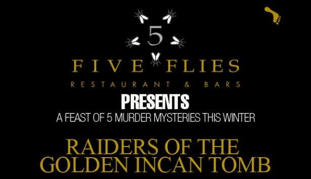 five flies murder mysteries winter raiders