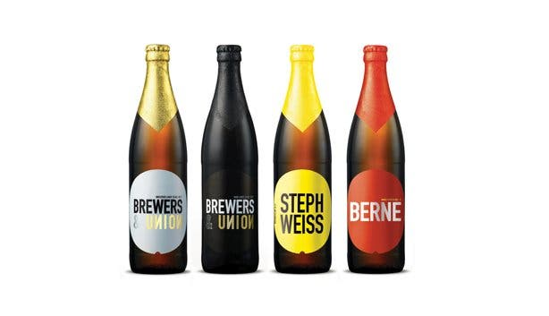 Union Bottles