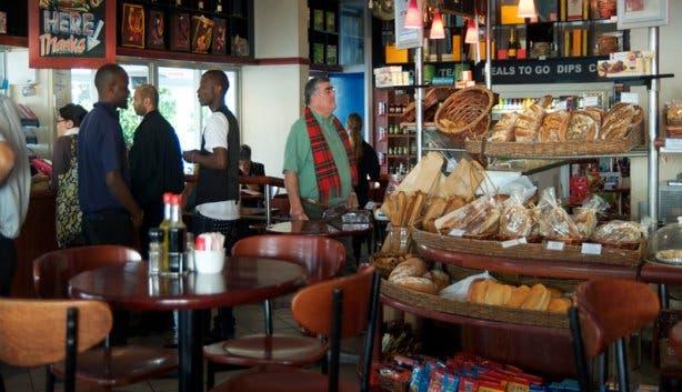 Newport Cafe 2