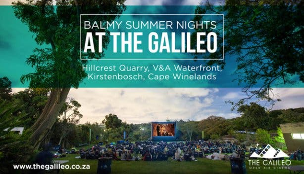 Galileo Cinema Movies in Cape Town 2014