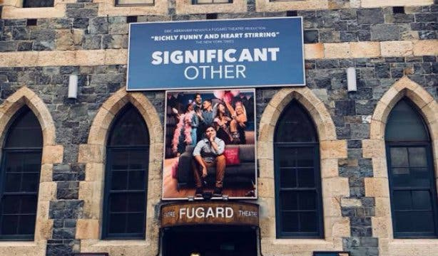 Significant Other Fugard Theatre 2